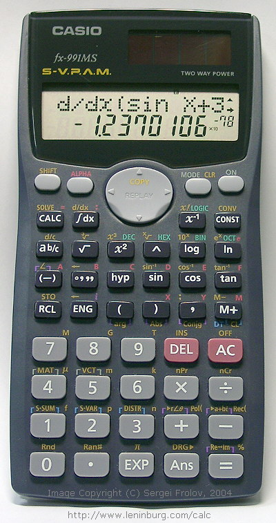fx 570ms Casio scientific calculator fx-570ms (original with 2 years warranty)ready stock.